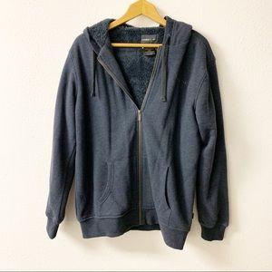 O'neill Quality Blue Lined sweatshirt.  Size M